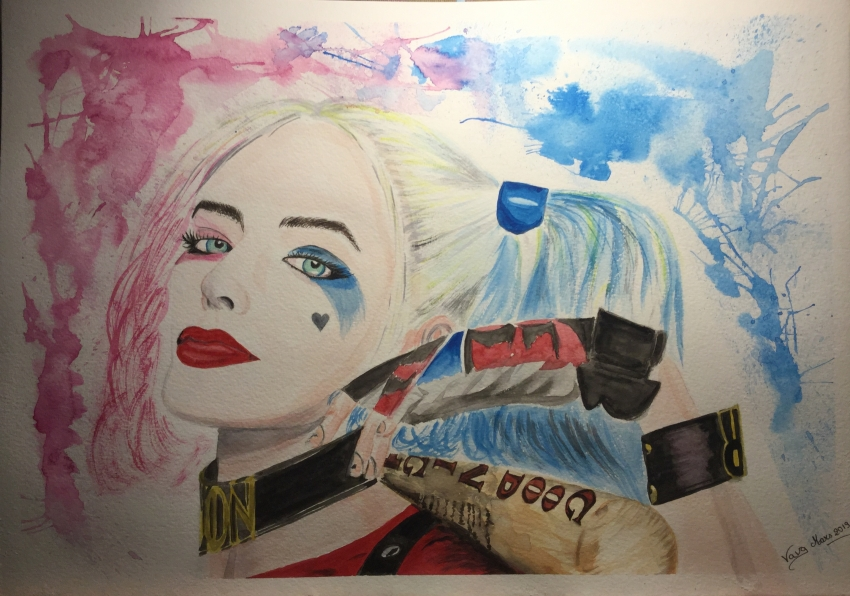 Margot Robbie by vava84